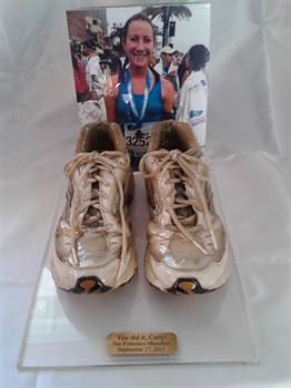 Picture of Style 5030 - Adult sport shoes with photo frame